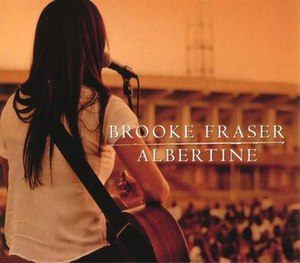 Albertine (song) - Image: Brooke Albertsingl