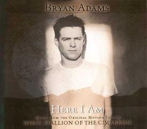 Here I Am (Bryan Adams song) - Image: Bryan Adams Here I Am