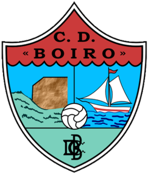CD Boiro - Image: CD Boiro