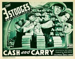 <i>Cash and Carry</i> (film) 1937 film by Del Lord