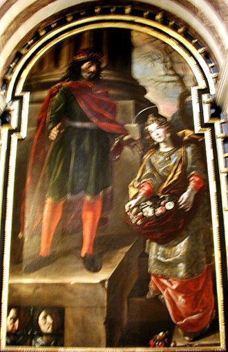 Casilda of Toledo - Image: Casilda Burgos