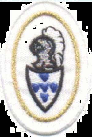 Corpo Nacional de Escutas – Escutismo Católico Português - Cavaleiro da Pátria, the highest Scout rank badge