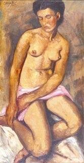 Celeste Woss y Gil Dominican painter