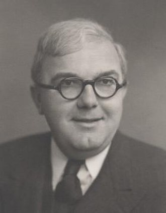 Charles Hill, Baron Hill of Luton - Image: Charles Hill 1952