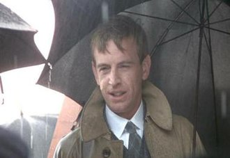 Chariots of Fire - Ian Charleson, who studied the Bible intensively for his role, wrote Eric Liddell's post-race inspirational speech to a working-class crowd.