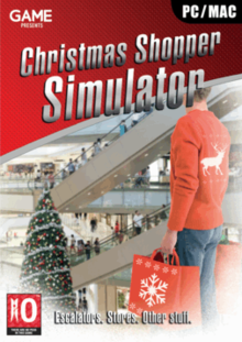 Christmas Shopping Simulator.Christmas Shopper Simulator Wikipedia