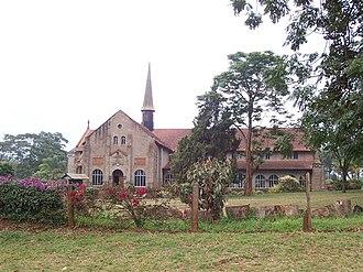 John Arthur - The Church of the Torch, Kikuyu