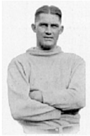 Clarence Applegran - Image: Clarence Applegran, coach of Kentucky Wildcats football