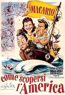 1950 film by Carlo Borghesio