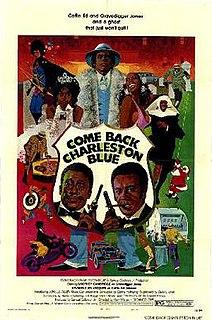 <i>Come Back, Charleston Blue</i> 1972 film