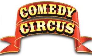 Comedy Circus - Logo of Comedy Circus