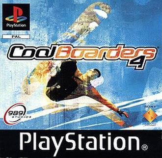 Cool Boarders 4 - Image: Cool Boarders 4
