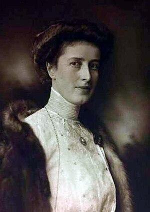 Countess Ina Marie von Bassewitz - by Sandau, Berlin, 1915