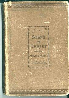 <i>Steps to Christ</i> evangelistic book written by Ellen G. White