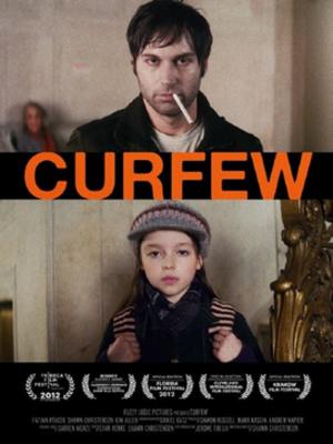 Curfew (2012 film) - Image: Curfew short film poster