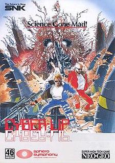 <i>Cyber-Lip</i> 1990 video game