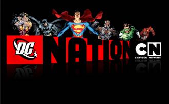 DC Nation - DC Nation logo