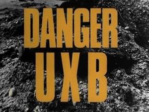 Danger UXB - Image: Danger UXB titlecard