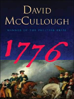 1776 (book) - The cover's artwork is The Capture of the Hessians at Trenton by John Trumbull.