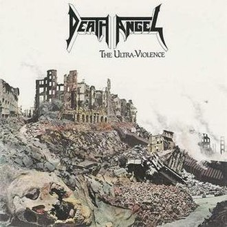 The Ultra-Violence - Image: Death Angel The Ultra Violence