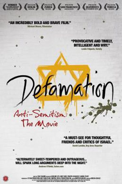 Picture of a movie: Defamation