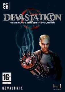 <i>Devastation</i> (video game)