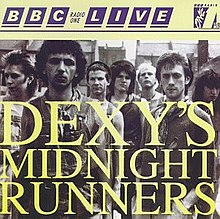 Dexys Midnight Runners BBC Radio 1 In Concert.jpg