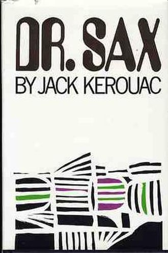 Doctor Sax - Image: Doctor Sax Cover