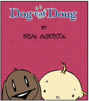 Dog eat Doug - Image: Dog Eat Doug (title panel)