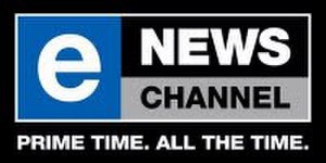 ENCA - Logo used by the eNews Channel until 19 August 2012.
