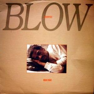 Ego Trip (Kurtis Blow album) - Image: Ego Trip Kurtis Blow