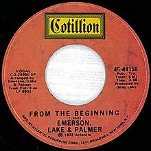 fa0863372 From the Beginning (song) - Wikipedia