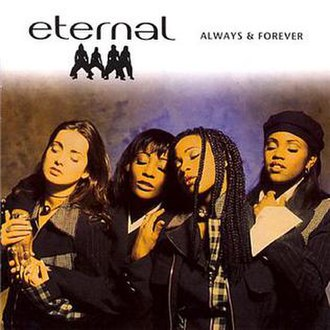 Always & Forever (Eternal album) - Image: Eternalalwaysandfore ver