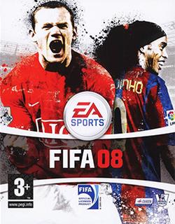 <i>FIFA 08</i> 2007 video game