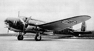 Fiat BR.20 - A Fiat BR.20 on the ground just prior to Italy's declaration of war in 1940.