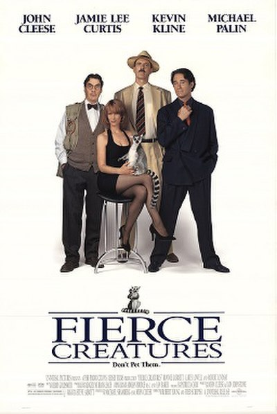 Picture of a movie: Fierce Creatures