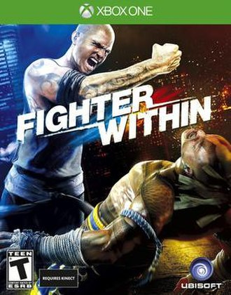 Fighter Within - Image: Fighter Within artwork