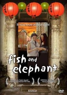 <i>Fish and Elephant</i> 2001 film directed by Li Yu