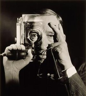 Fred R. Archer - 1946 self-portrait of Fred R. Archer