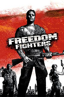 <i>Freedom Fighters</i> (video game)