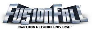 Cartoon Network Universe: FusionFall - Image: Fusion fall logo