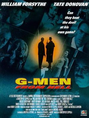 G-Men from Hell - Image: G Men From Hell Poster