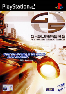 <i>G-Surfers</i> 2002 video game