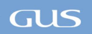 GUS (retailer) - Image: GUS plc logo