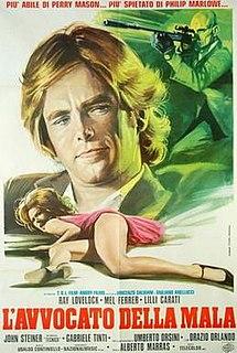 <i>Gangbuster</i> (film) 1977 film by Alberto Marras