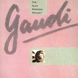 Gaudi (The Alan Parsons Project album) - Image: Gaudi Cover