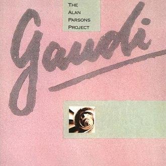 Gaudi (The Alan Parsons Project album) - Image: Gaudi Cover