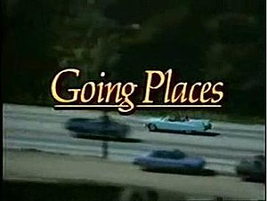 Going Places (U.S. TV series) - Image: Going Places Title