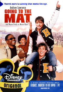 <i>Going to the Mat</i> 2004 television film directed by Stuart Gillard