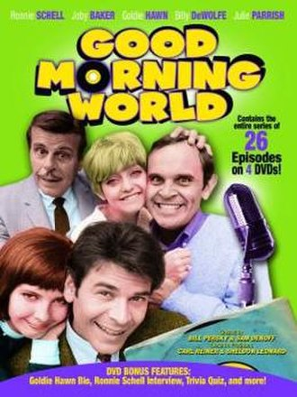 Good Morning, World - Good Morning, World complete series DVD cover